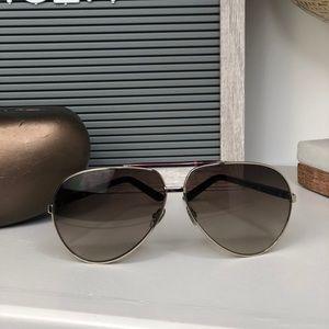 Gucci Havana 1933S Aviator Sunglasses